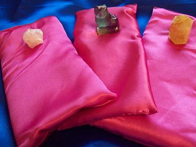 silky aromatherapy eye pillows for sale